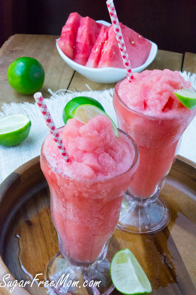watermelon slushie-6