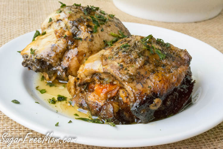 crockpot-caprese-stuffed-chicken-thighs-2