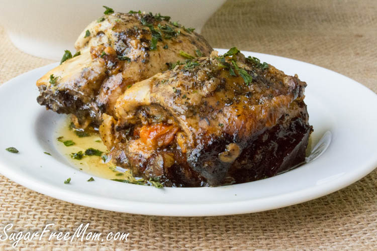 crockpot-caprese-stuffed-chicken-thighs-5