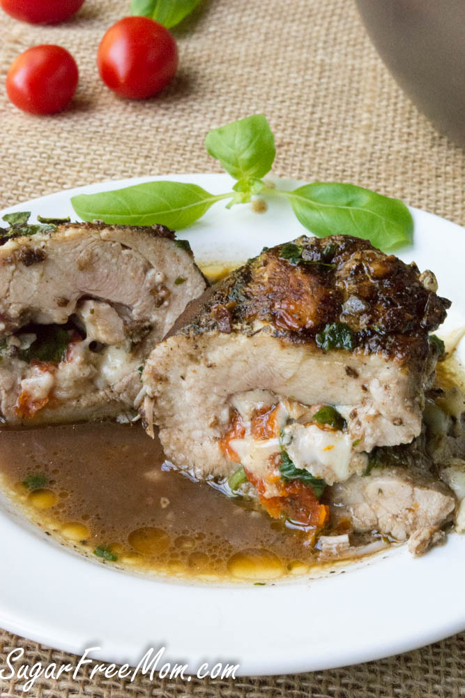crockpot-caprese-stuffed-chicken-thighs-6