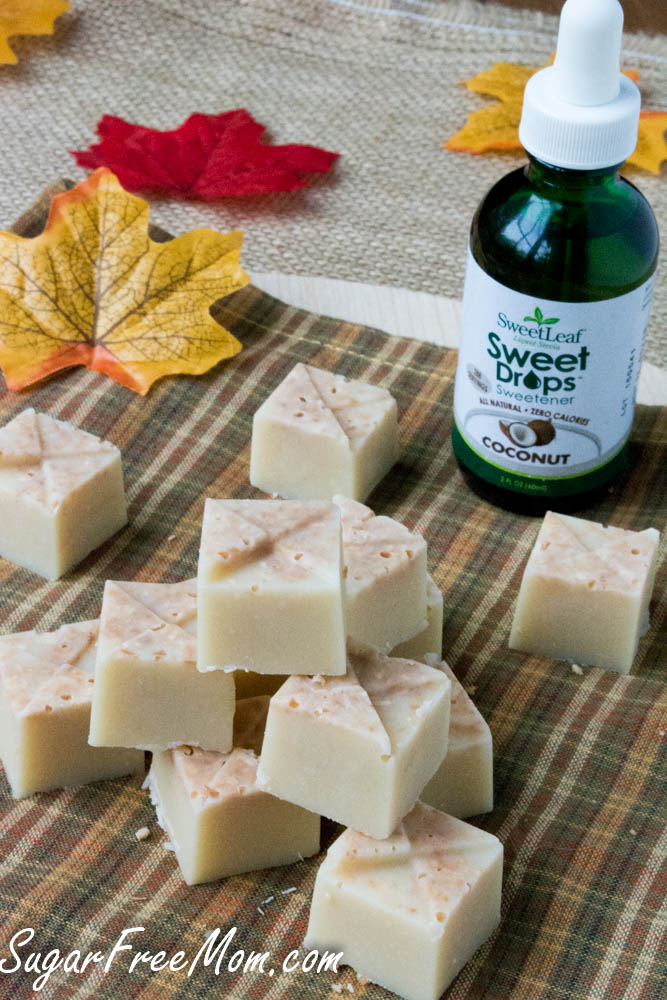 maple coconut fudge-1