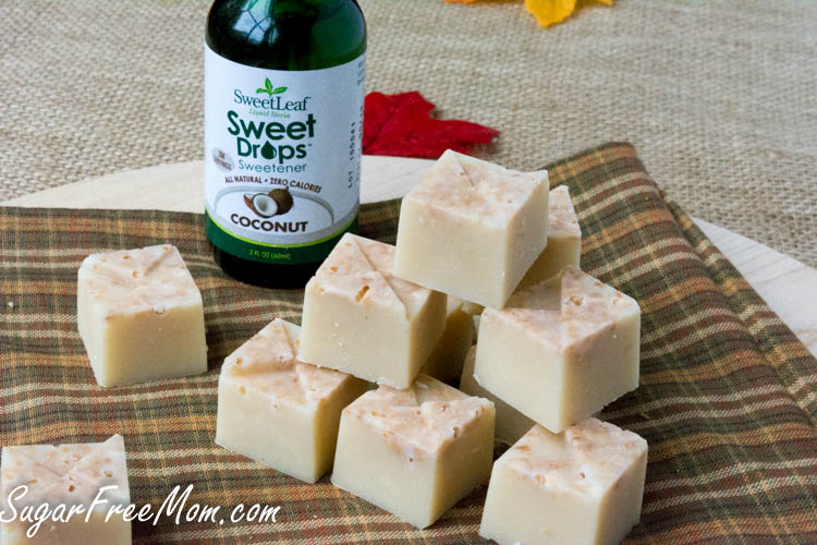 maple coconut fudge-4
