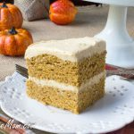 Low Carb Pumpkin Mug Cake (Nut Free, Gluten Free)
