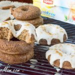 Sugar-Free Paleo Maple Tea Donuts (Keto, Nut Free)