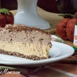 Sugar-Free Low Carb Chocolate Pumpkin Mousse Cake