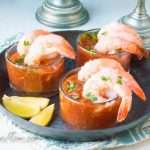 Quick Low Carb Sugar-Free Shrimp Cocktail Sauce