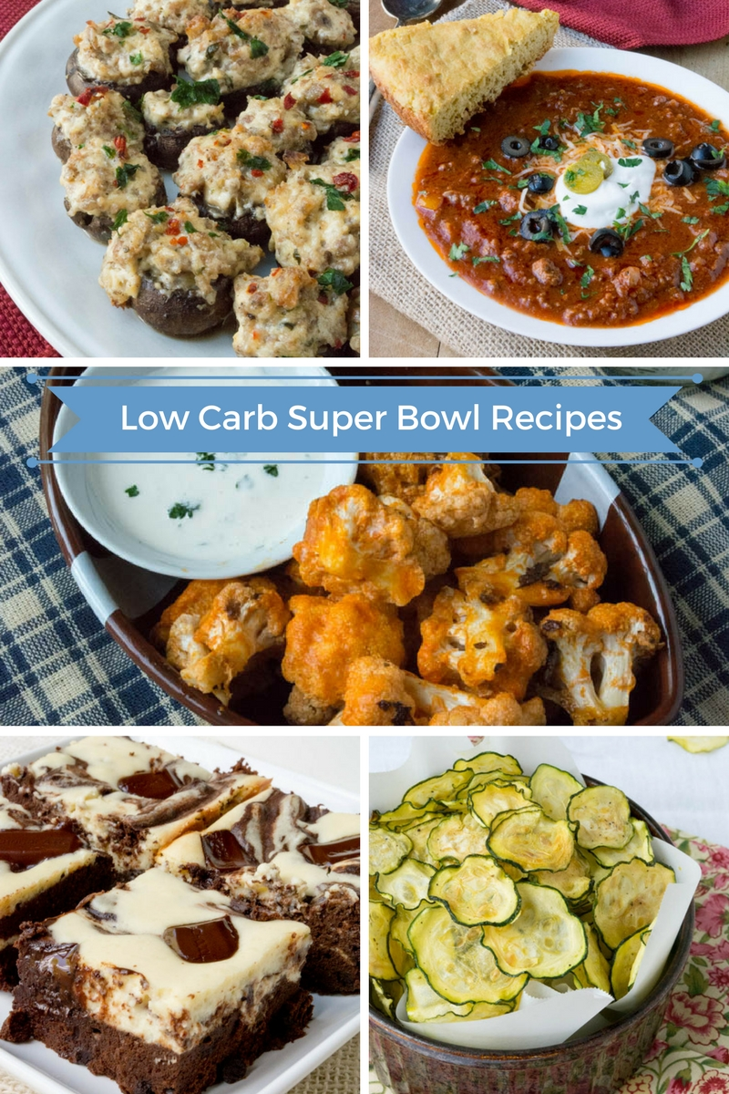 55 Of The Best Low Carb Gluten Free Super Bowl Recipes