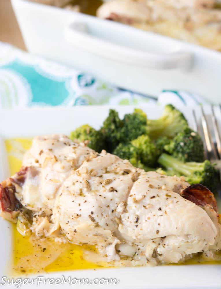 These Savory Tender Chicken Breasts Are Stuffed With Salami Prosciutto Provolone Banana Peppers Roasted Peppers And Covered And Baked In An Incredible