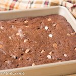 Sugar-Free Low Carb Fudgey Brownies (Nut Free)