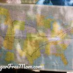 USA Cross Country Family Road Trip and Low Carb Travel Snacks