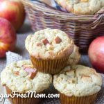 Low Carb Apple Cream Cheese Muffins