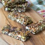 Sugar-Free Low Carb Granola Bars (Grain Free)