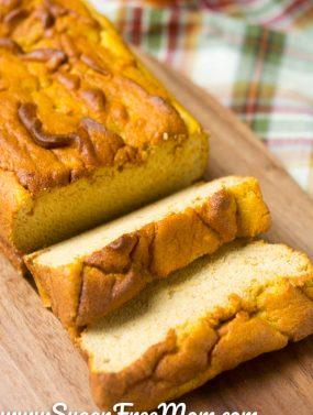 low carb pumpkin cloud bread