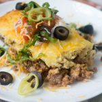 Mexican Cornbread Casserole (Low Carb and Gluten Free)
