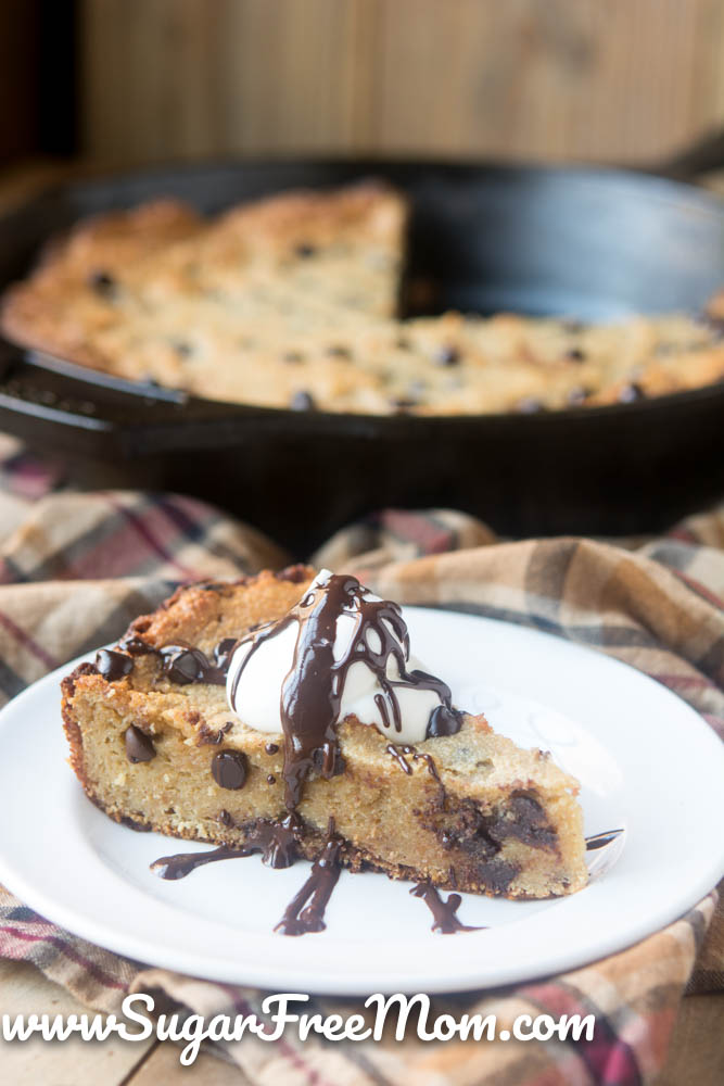 Carb Counter Chocolate Chip Cookie
