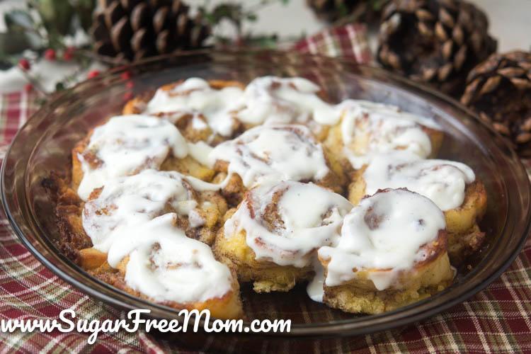 Christmas Cinnamon Rolls.Keto Low Carb Cinnamon Rolls Fathead Almond Flour Free