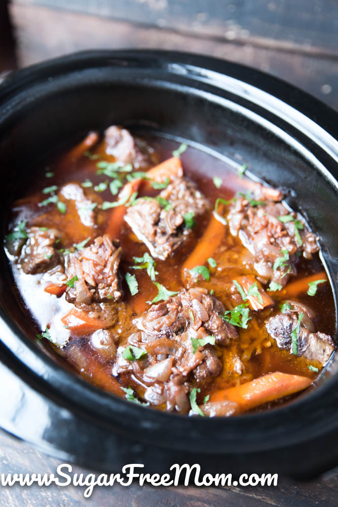 Keto Slow Cooker Round
