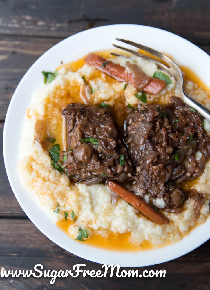recipe: whole30 short ribs slow cooker [30]