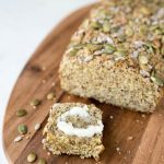 Low-Carb Flax Meal Bread