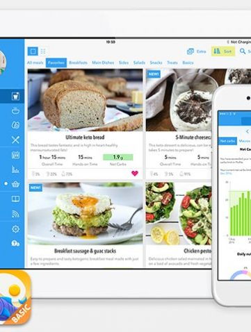 Sugar free mom naturally sweetened fabulous meals for a healthier you keto diet app review negle Image collections