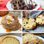 Low Carb Back to School Breakfasts Ebook