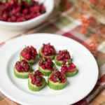 Low Carb Cranberry Salsa