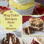12 Keto Sugar Free Mug Cake Recipes eCookbook
