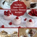 10 Sugar Free Keto Mousse Recipes