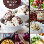 Low Carb Keto Meal Plan Week 15