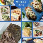 Low Carb Keto Meal Plan Week 20