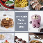 Low Carb Keto Meal Plan Week 21