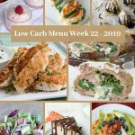 Low Carb Keto Meal Plan Week 22