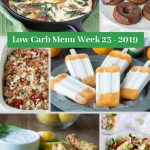 Low Carb Keto Meal Plan Week 23