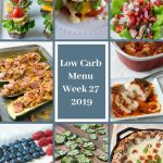 Low Carb Keto Meal Plan Week 27