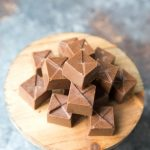 Easy Keto Chocolate Fudge
