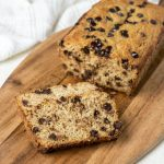 Sugar Free Keto Banana Bread (Nut Free, Low Carb, Gluten Free)