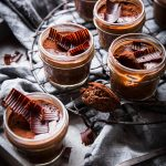 Sugar Free Chocolate Pots De Creme (Keto, Low Carb)
