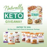 Naturally Keto Holiday Giveaway with Swerve