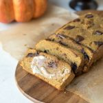 Keto Brown Butter Pumpkin Bread (Nut Free, Low Carb)