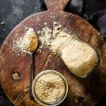 Keto Vegan Parmesan (Nut Free)