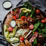 Keto Chicken BLT Salad