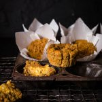 Keto Pumpkin Cream Cheese Muffins (Nut Free)