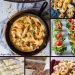Low Carb Keto Meal Plan Menu Week 4