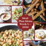 Sugar Free Low Carb Keto Meal Plan Menu Week 8