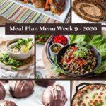 Sugar Free Low Carb Keto Meal Plan Menu Week 9