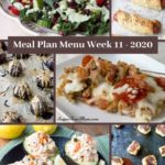 Low Carb Keto Meal Plan Menu Week 11