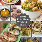 Sugar Free Low Carb Keto Meal Plan Menu Week 14