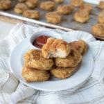 Paleo Keto Chicken Nuggets (Carnivore & Air Fryer option)