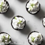 Sugar Free Keto Lime Coconut Yogurt Chocolate Cups (Dairy Free)