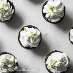 Copos de chocolate com iogurte de coco sem limão e ceto-limão (sem laticínios) 27